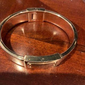 Preowned Michael kors goldstone bracelet